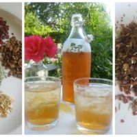 Healthy Vitamin C Herbal Tea