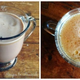Nourishing Honey Sweetened Hot Chocolate