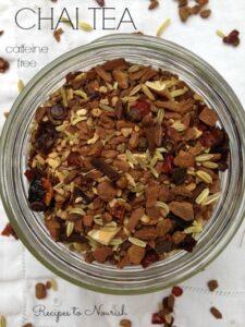 Chai Tea   Recipes to Nourish