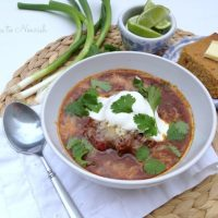 Slow Cooker Caveman Chili