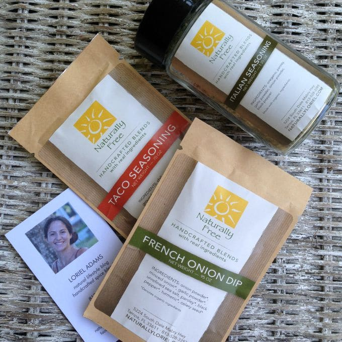 Naturally Free Blends | Recipes to Nourish