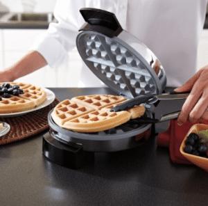 Oster ECO DuraCeramic Belgian Waffle Maker