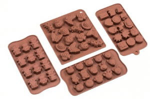 Sorbus® Silicone Molds