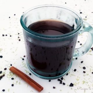 Elderberry Herbal Tea