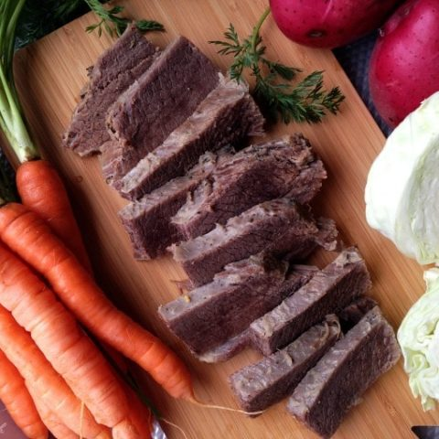 Real Food Instant Pot Corned Beef