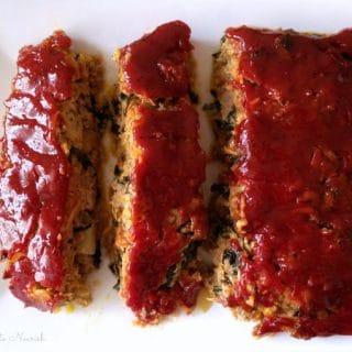 Nourishing Meatloaf {Grain Free}
