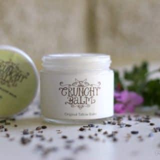 Crunchy Balm Tallow Balm Skin Care