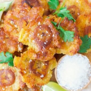Easy 3 Ingredient Paleo Tostones