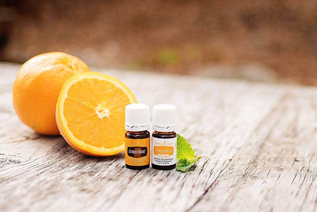Young Living Citrus Fresh essential oils