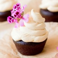 Vanilla Honey Buttercream Frosting
