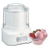Cuisinart 1.5 Quart Automatic Frozen Yogurt-Ice Cream Maker