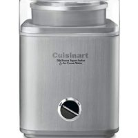 Cuisinart 2-Quart Automatic Frozen Yogurt, Sorbet, and Ice Cream Maker