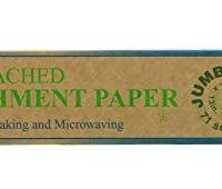 Beyond Gourmet 042 Unbleached Non-Stick Parchment Paper Made in Sweden, 71-Square-Feet, 15 x 1.75 x 1.75 Off-White