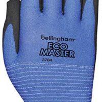 ECO Water-Based Polyurethane Coated Outperforms Nitrile Work Gloves