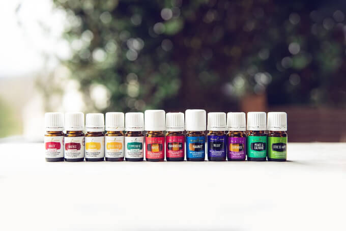 Young Living premium stater kit essential oils